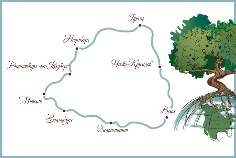 Путешествие на кемпере по Европе • Форум Винского