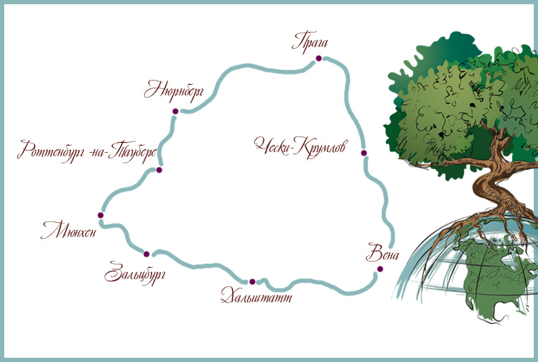 Самостоятельное путешествие маршруты советы